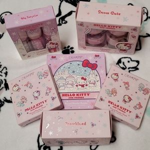 NIB Colourpop Hello Kitty Snow Much Fun Collection